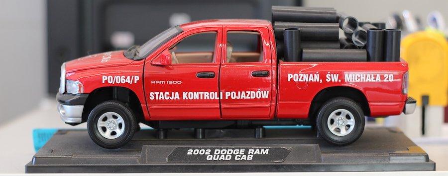 Stacja Kotroli Pojazdów Poznań BZ Auto przy Voyager Group